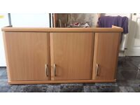 USED KITCHEN WALL CABINETS (CHERRY)