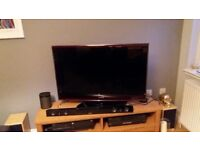 SOLD: 40 inch Samsung LE40AC56A1F Television