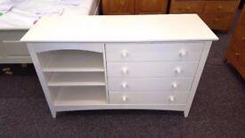 Ex Display Julian Bowen Cameo 4 Drawer Dresser **CAN DELIVER**