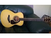 Yamaha LS16R ARE Mint Acoustic Guitar