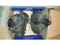 Mk5 golf tdi calipers with pads audi vw seat skoda