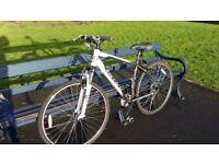 Mens Carrera 10speed Crossfire Bike, Nearly New. Very Good Condition. £100 Phone Alan 07980439275
