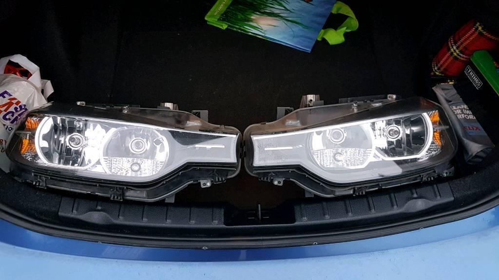 Bmw f30 halogen headlights