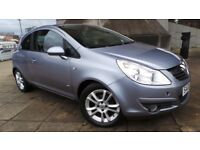 2008 08 Vauxhall/Opel Corsa 1.2i 16v ( a/c ) 2008MY SXi (CHEAPER PART EX WELCOME)