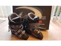 Ski Boots, Womens, Mondo 24.5 (approx. UK Size 5 1/2)