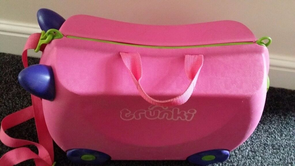 Trunki travel suitcase for sale