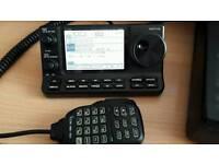 Icom ic 7100 hf vhf uhf d star all mode Transceiver