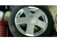Ford alloy wheels 15 inch 4x108