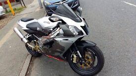 A very good condition APRILLIA 1000 cc