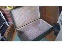 "School/cabin trunk 36"" x 20"" x 13.5"" (92 x 51 x 35 cm) for sale  Fordingbridge, Hampshire"