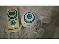 Digital Baby Monitor Hush Comfort Plus Child Portable
