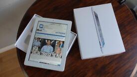 iPad 2 white WiFi 16GB Boxed Faulty digitiser still working