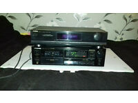 PIONEER deck + Ariston tuner