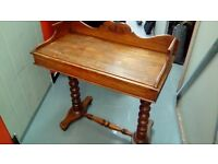 BEAUTIFUL ANTIQUE HALL TABLE