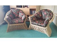 whicker 3 piece suite