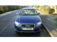 Audi A4 1.9 S Line with Sat Nav Great Condition