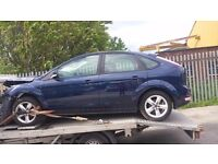 FORD FOCUS 2010 DOOR