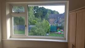 Free double glazed windows
