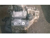 audi/vw auto gearbox 2.0 tdi bkd code