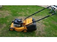 McCullough petrol mower vgc