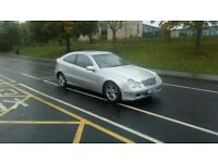 Mercedes Benz C 220 Coupe CDI. May Px or Swap what have you?