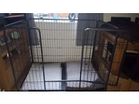 Xlarge puppy pen / whelping box