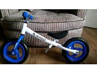 Avigo Kids Balance Bike as New hasn't been used.
