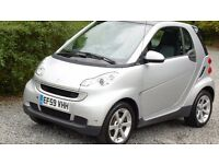 2010 Smart For two pulse, 42 k miles, diesel, immaculate, 82 mpg £0 road tax