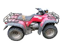 WANTED: Quad ATV bike for winter project