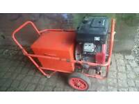 Haverhill 9.9 kva, Vanguard 18 hp V-twin heavy duty petrol generator.