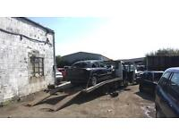 Recovery scrap cars vans bikes trucks cash paid