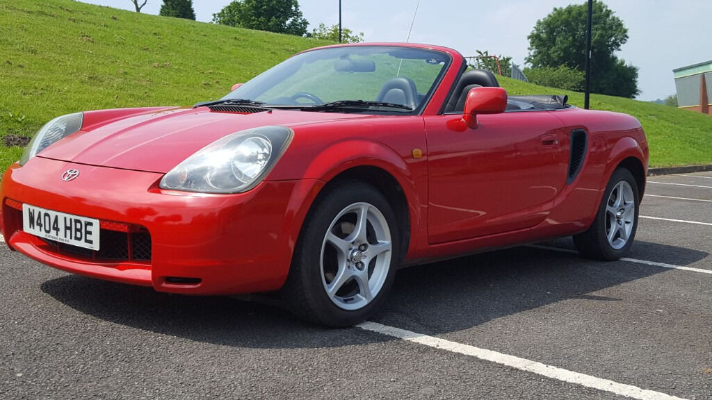 toyota mr2 mk3 roadster 2 seater convertible similar to. Black Bedroom Furniture Sets. Home Design Ideas