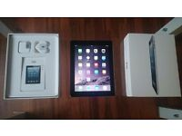 New Cond Boxed Apple Ipad 3 16GB Perfect Fully working Ipad Three Third Generation not air mini