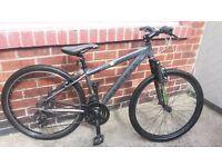 RIDGEBACK TERRAIN X3 15'' mountain bike