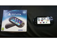 Sony PlayStation Vita SLIM, 8gb Memory Card , 3.60 Henkaku, Mint condition.