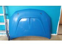 ***Vauxhall Corsa C Original Fiberglass Badboy Bonnet Forsale***