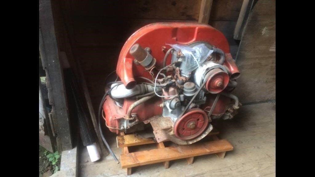 VW Beetle AS Code 1600cc Twin Port Engine, Air Cooled for rebuild | in  Coatbridge, North Lanarkshire | Gumtree