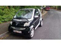 Smart Cabriolet Passion Soft touch