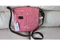 RADLEY HIBBERT DOG N SPOT CROSSBODY MESSENGER BAG BRAND NEW WITH TAGS RARE HARD TO FIND!!