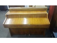 Retro Kemble Minuet Upright Piano Overstrung & Underdamped - From Harrods!