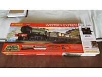 Hornby Large Model Railway Layout 00 gauge DCC