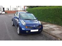 NISSAN MICRA 1.2 5 DOORS LOW MILEAGE