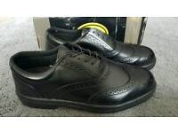Capps Antistatic Safety Shoes Black BNIB