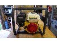 Loncin generator 2.6kva not honda