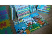 71 x disney wonderful world of reading books