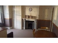 large one bedroom flat five minutes walk from town centre