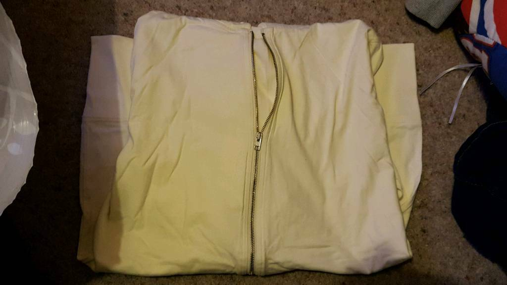 Selection of zip up tops size 18
