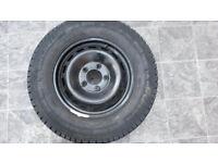 michelin wheel 235/65/16c