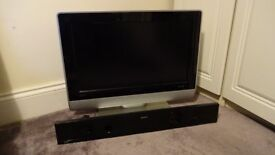 "Phillips 26"" HD Ready Freeview TV"