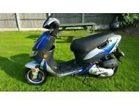 Keeway Hurricane 50cc. Runs but needs work. Please read notes. Can deliver